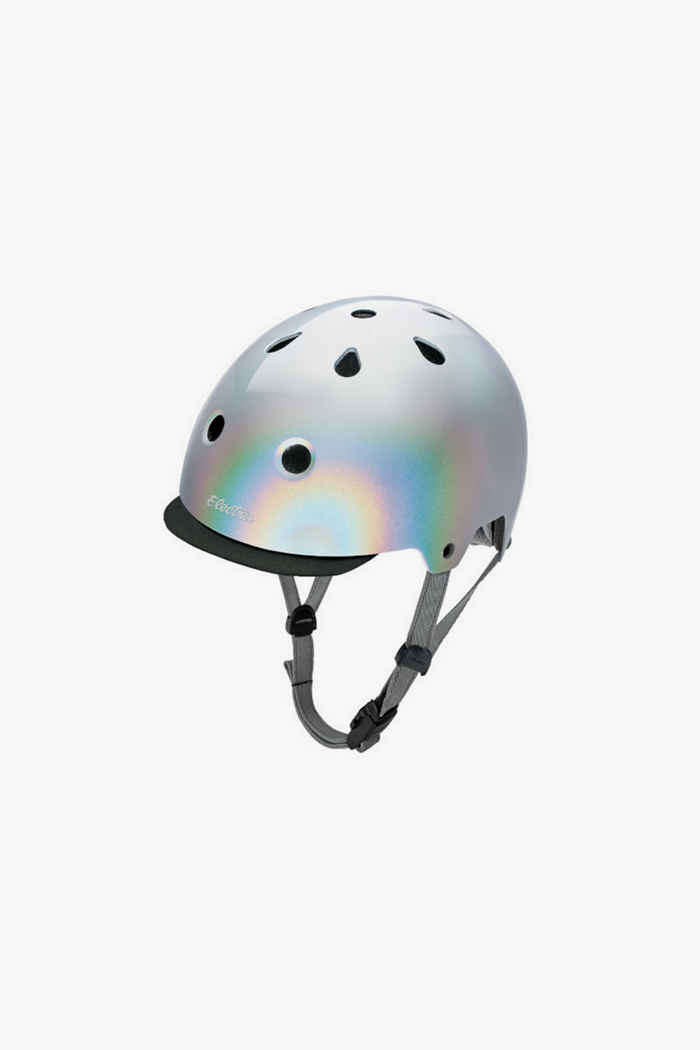 Electra Lifestyle Lux Solid Color Velohelm Farbe Silber 1