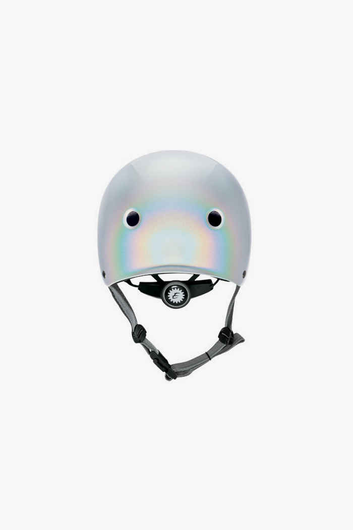 Electra Lifestyle Lux Solid Color Velohelm Farbe Silber 2