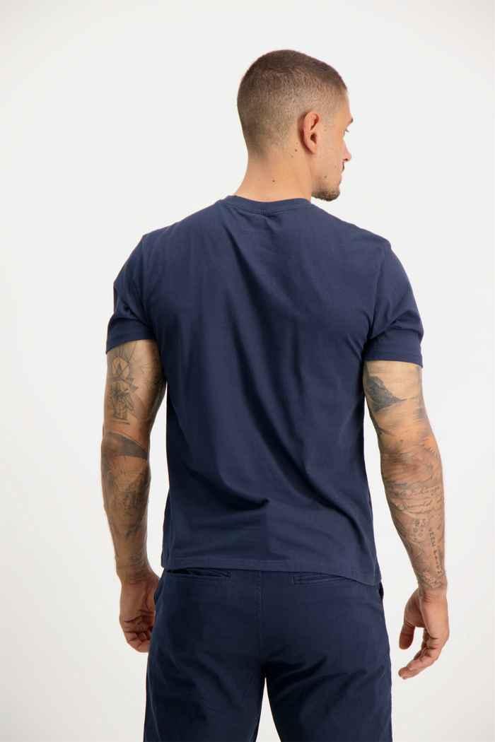 Element Aiken Herren T-Shirt Farbe Navyblau 2