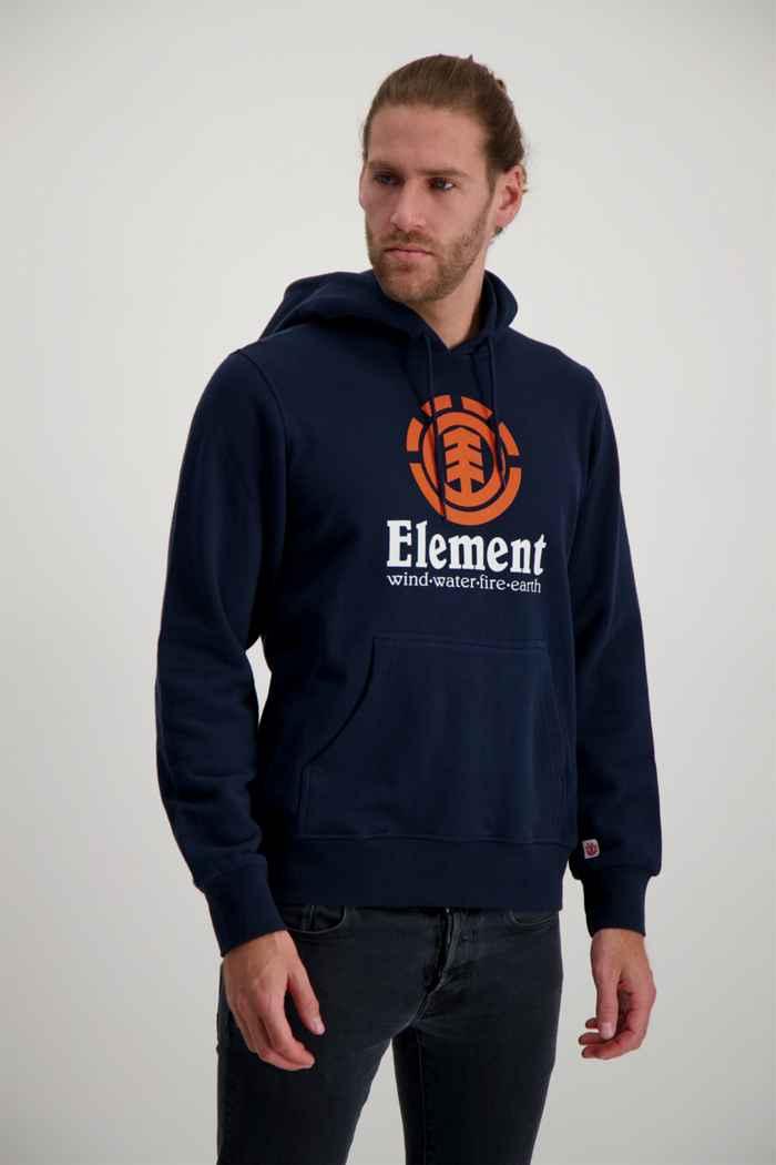 Element Vertical hoodie uomo Colore Blu navy 1