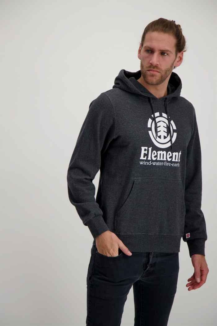 Element Vertical hoodie uomo Colore Nero 1