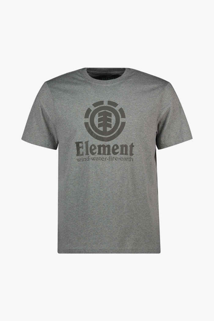 Element Vertical t-shirt hommes Couleur Gris 1