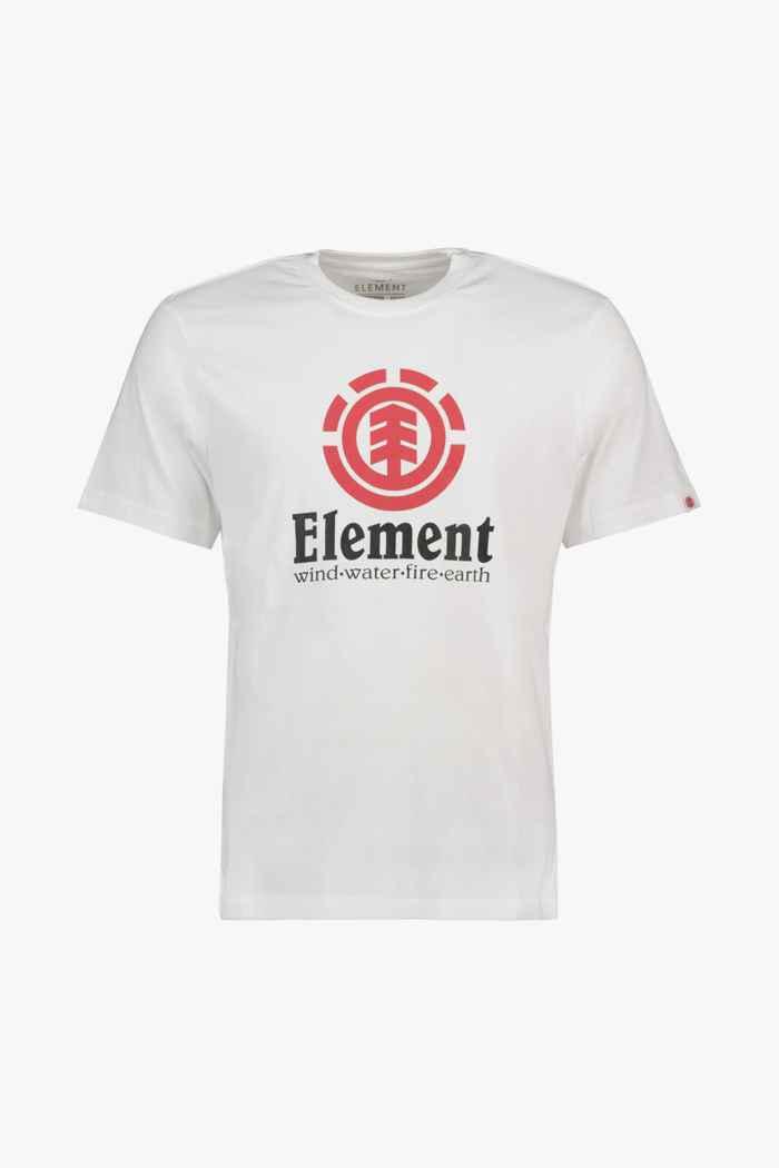Element Vertical t-shirt uomo Colore Bianco 1