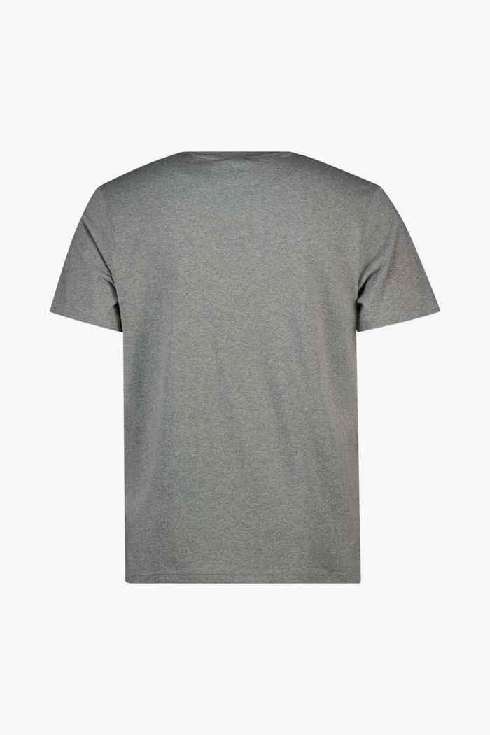 Element Vertical t-shirt uomo Colore Grigio 2