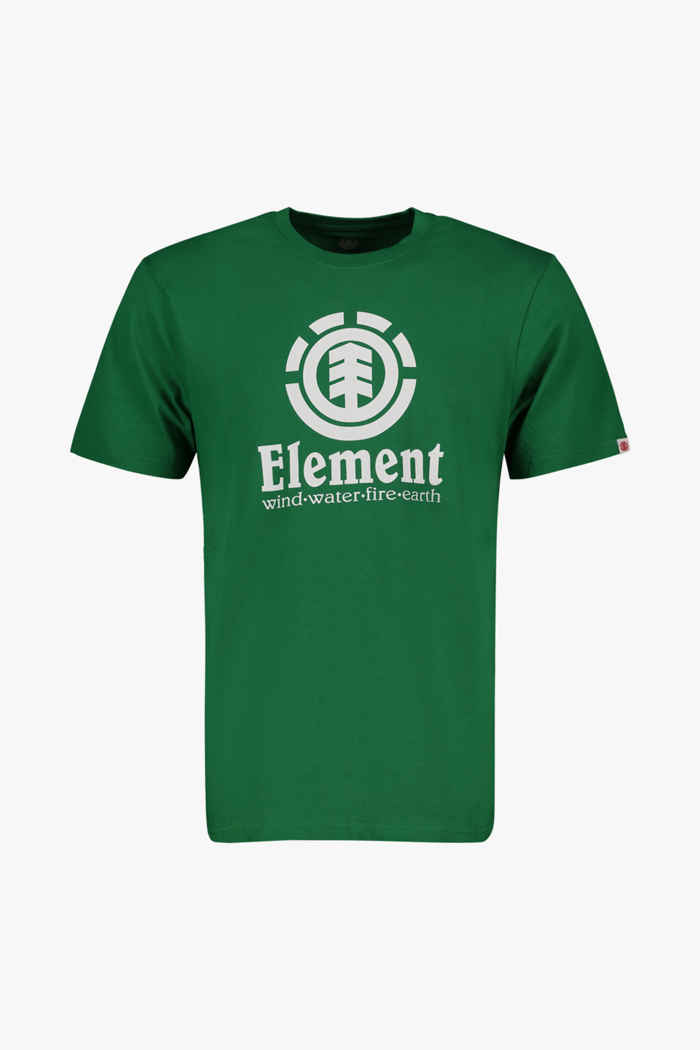 Element Vertical t-shirt uomo Colore Verde 1