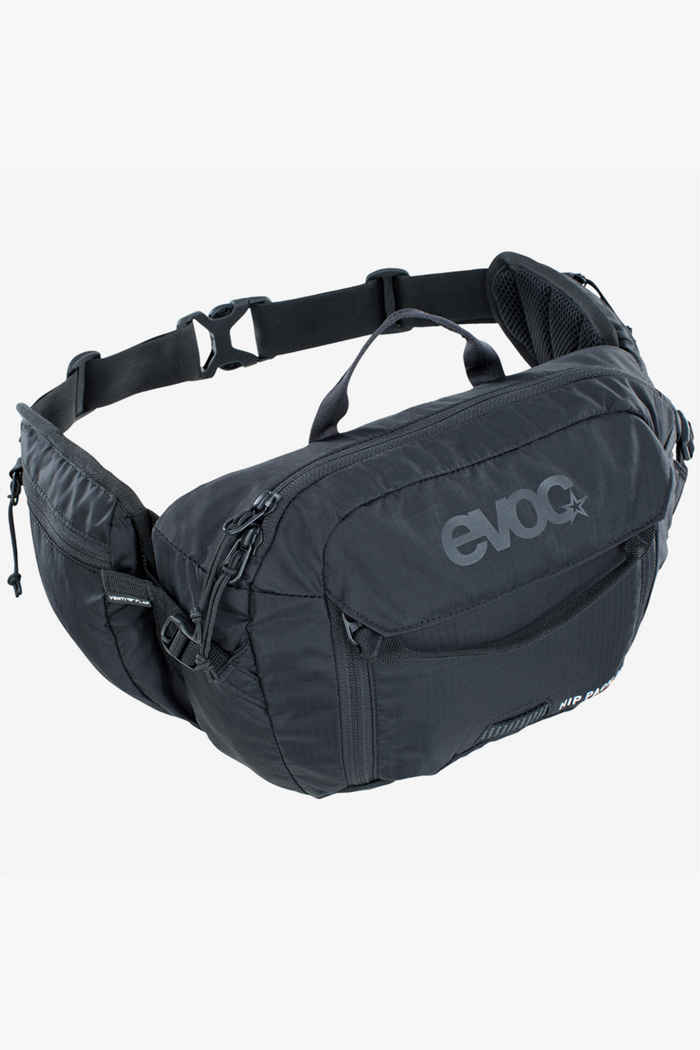 EVOC 3 L sac banane Couleur Noir 1