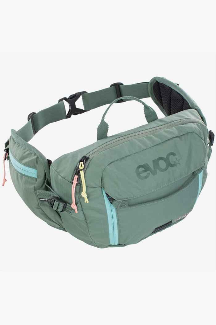 EVOC 3 L sac banane Couleur Olive 1