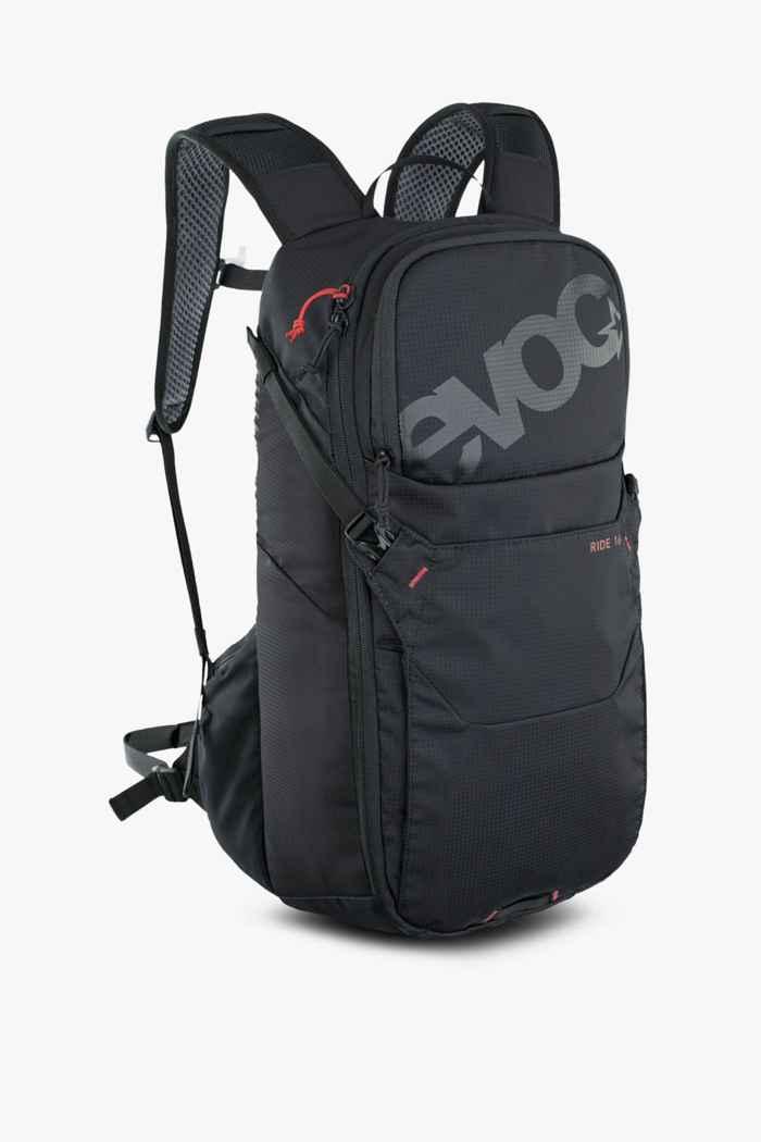 EVOC Ride 16 L Bikerucksack Farbe Schwarz 1