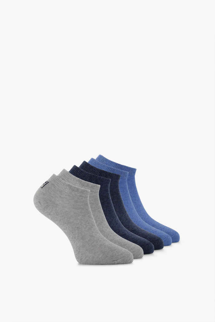 Fila 6-Pack 31-46 chaussettes 1