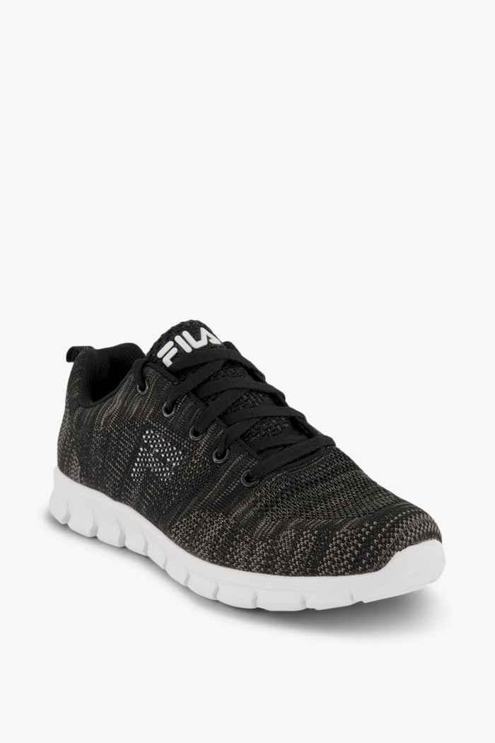 Fila chaussures de fitness femmes Couleur Gris 1