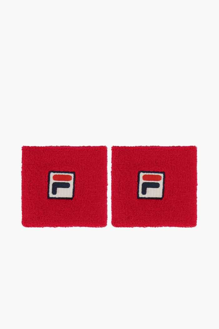 Fila fasce antisudore Colore Rosso 1