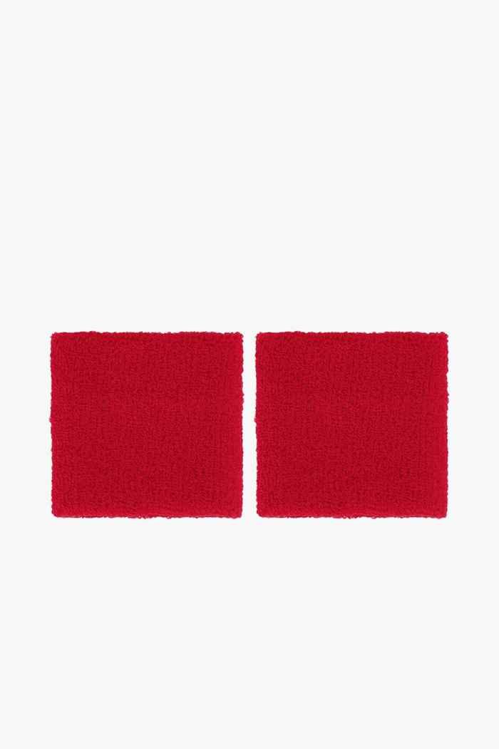 Fila fasce antisudore Colore Rosso 2