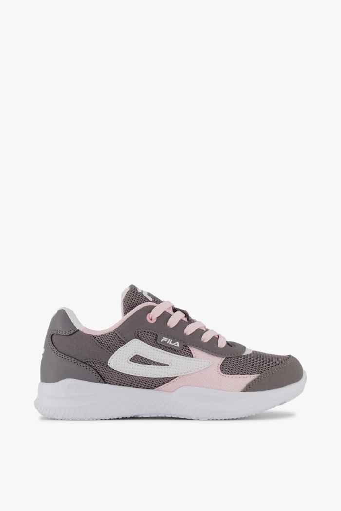 Fila Forcer 1 chaussures de fitness filles Couleur Gris 2