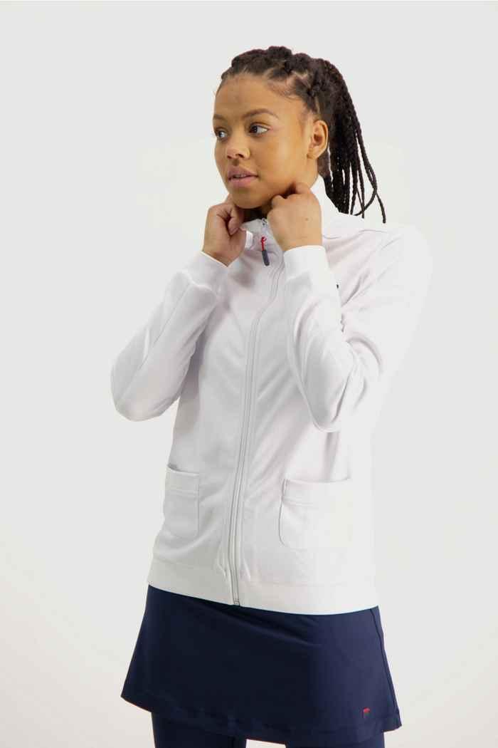 Fila giacca della tuta donna 1