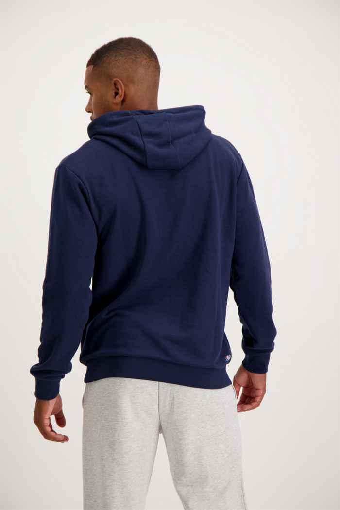 Fila Herren Hoodie Farbe Navyblau 2