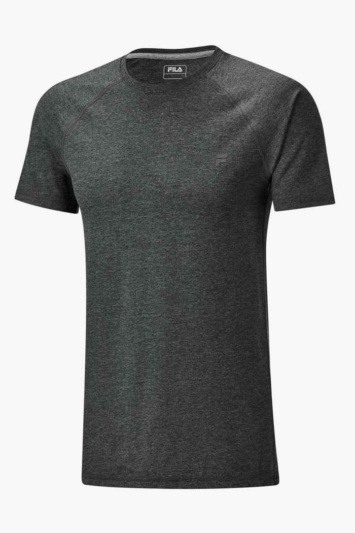 Fila Herren T-Shirt Farbe Anthrazit 2