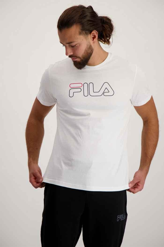 Fila Herren T-Shirt Farbe Weiß 1