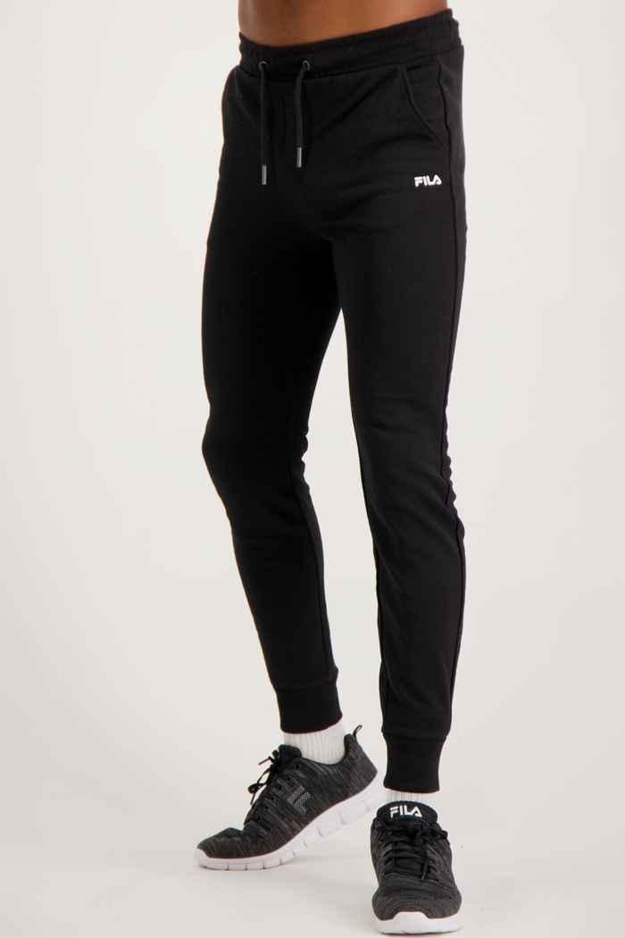 Fila Herren Trainerhose Farbe Schwarz 1