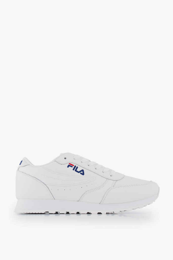 Fila Orbit sneaker donna Colore Bianco 2