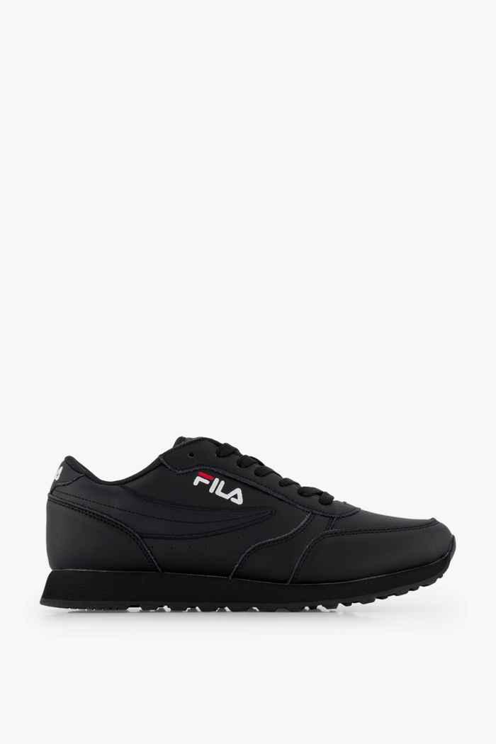 Fila Orbit sneaker donna Colore Nero 2