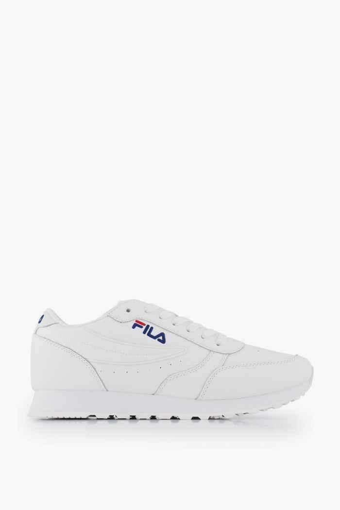 Fila Orbit sneaker femmes Couleur Blanc 2