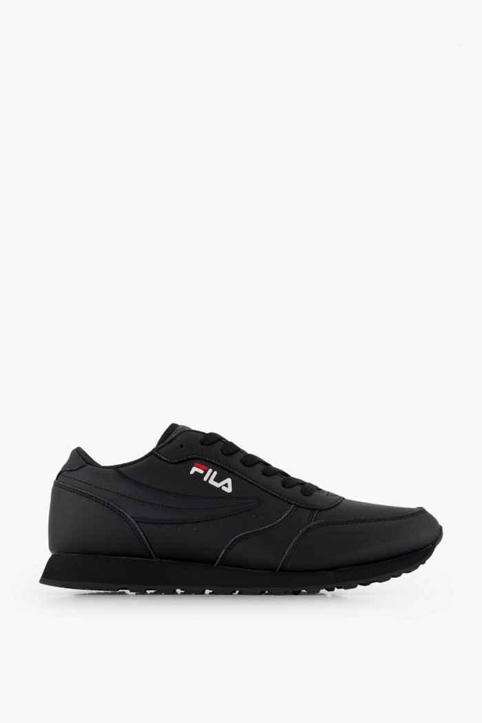 Fila Orbit sneaker hommes Couleur Noir 2