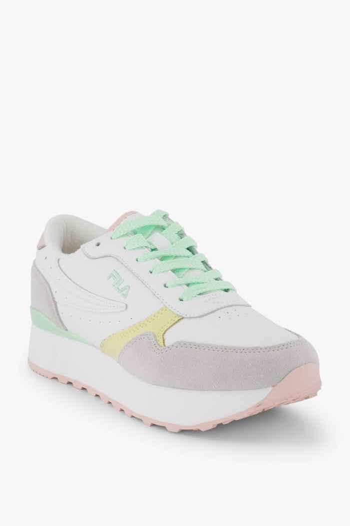 Fila Orbit Zeppa sneaker donna Colore Bianco 1