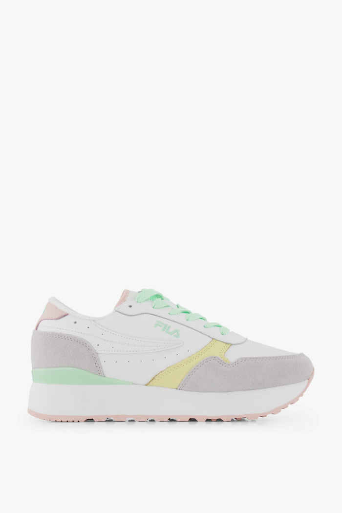 Fila Orbit Zeppa sneaker donna Colore Bianco 2