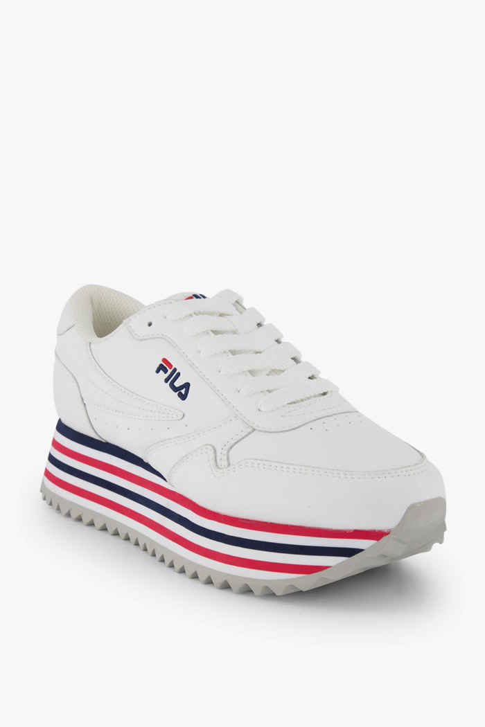 Fila Orbit Zeppa sneaker femmes Couleur Blanc 1
