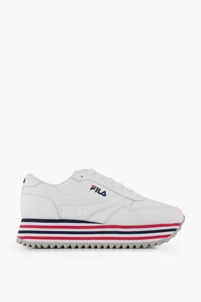 Fila Orbit Zeppa sneaker femmes Couleur Blanc 2