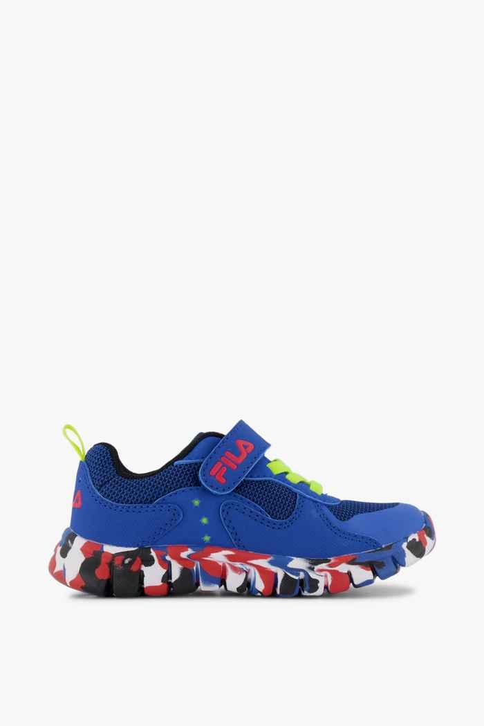 Fila scarpa da fitness bambino Colore Blu 2