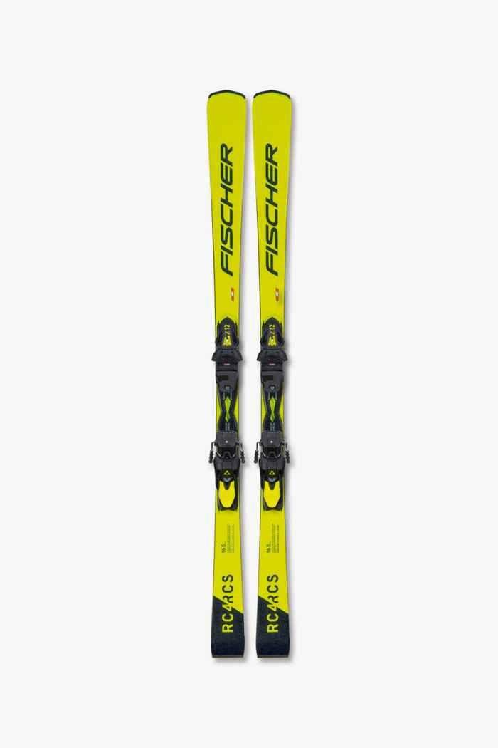 Fischer RC4 RCS Ski Set 20/21 1