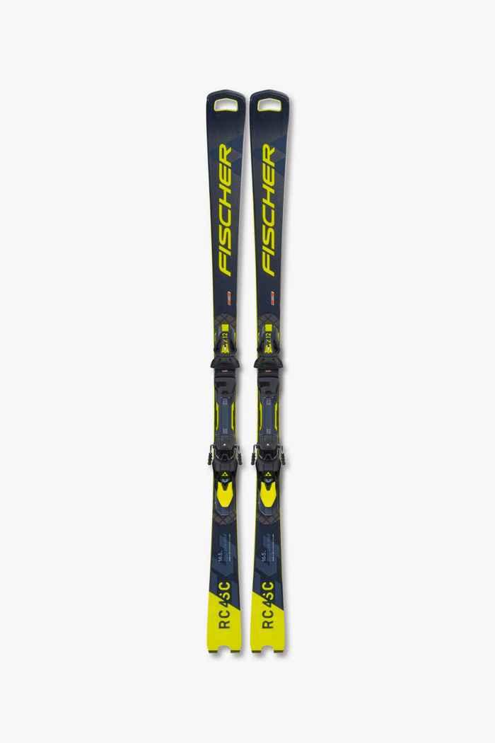 Fischer RC4 WC SC Ski Set 21/22 1
