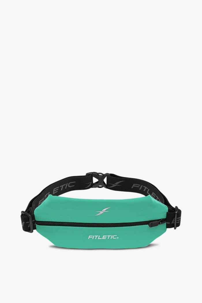 Fitletic Mini Sport Plus Laufgürtel Farbe Grün 1