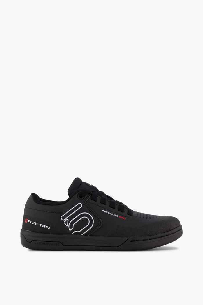 Five Ten Freerider Pro scarpe da ciclista uomo Colore Nero 2
