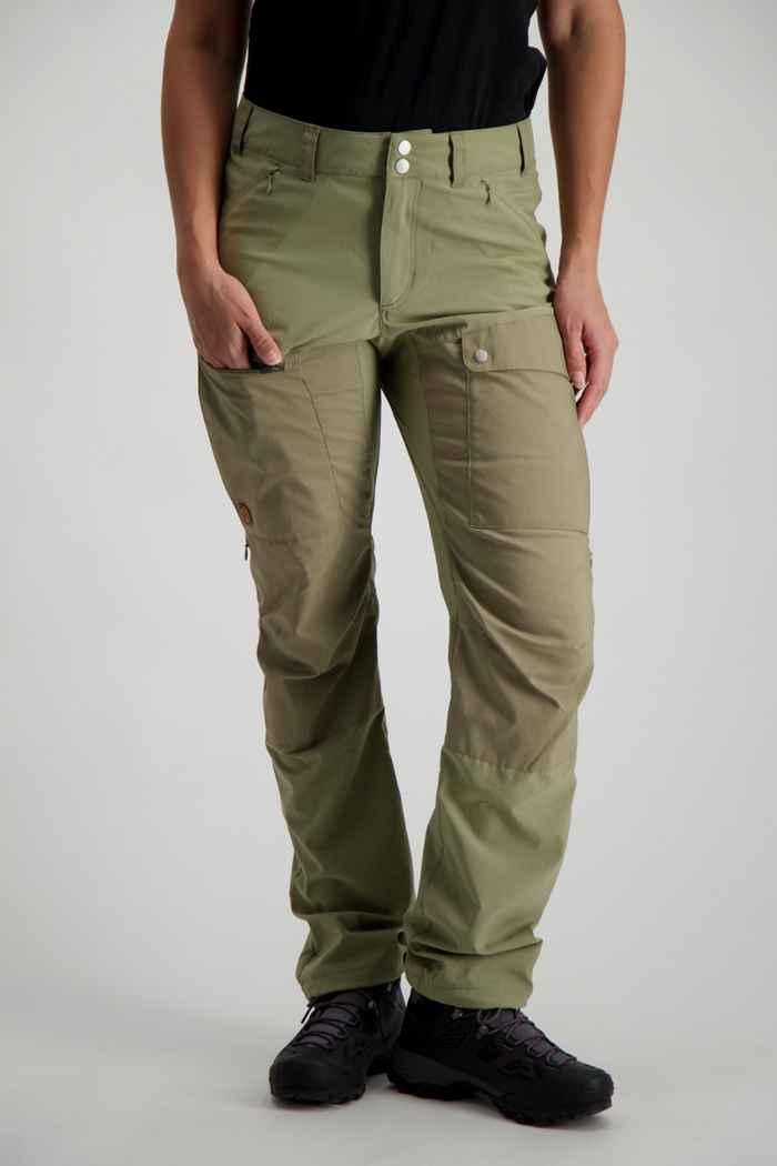 Fjällräven Abisko Midsummer pantaloni da trekking donna 1