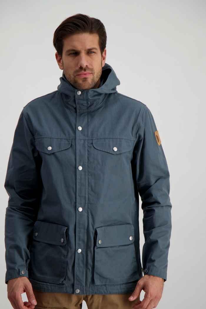 Fjällräven Greenland veste outdoor hommes 1