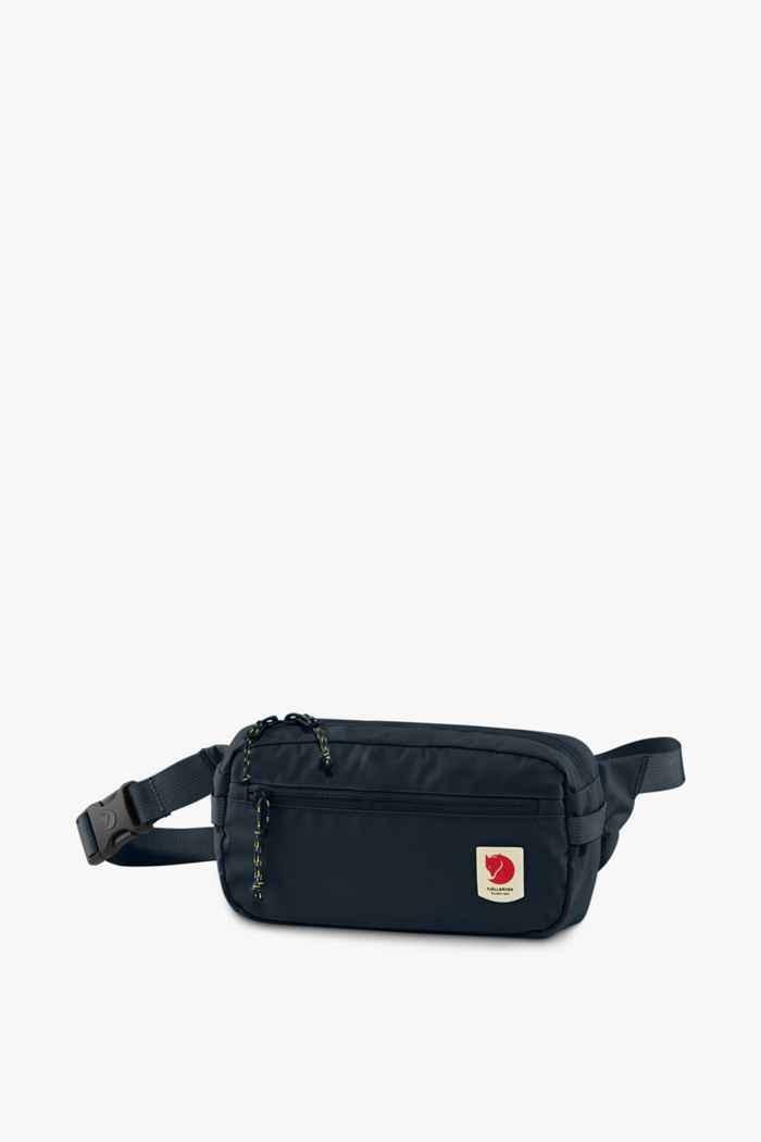 Fjällräven High Coast 1.5 L sac banane Couleur Bleu navy 1