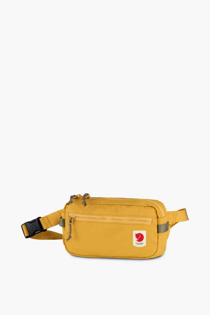 Fjällräven High Coast 1.5 L sac banane Couleur Jaune 1