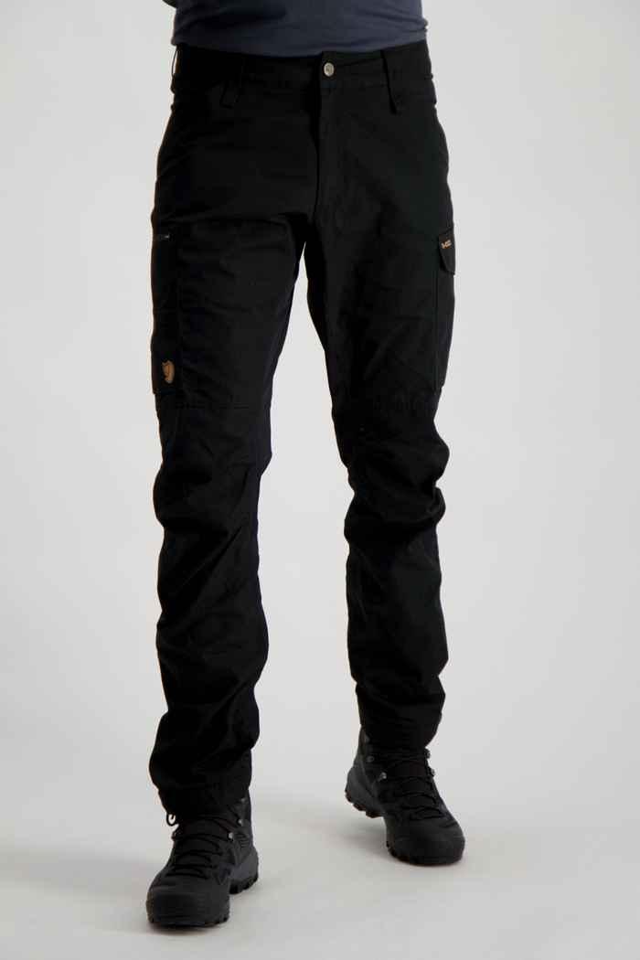 Fjällräven Kaipak pantaloni da trekking uomo Colore Nero 1