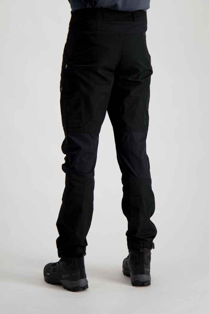 Fjällräven Kaipak pantaloni da trekking uomo Colore Nero 2