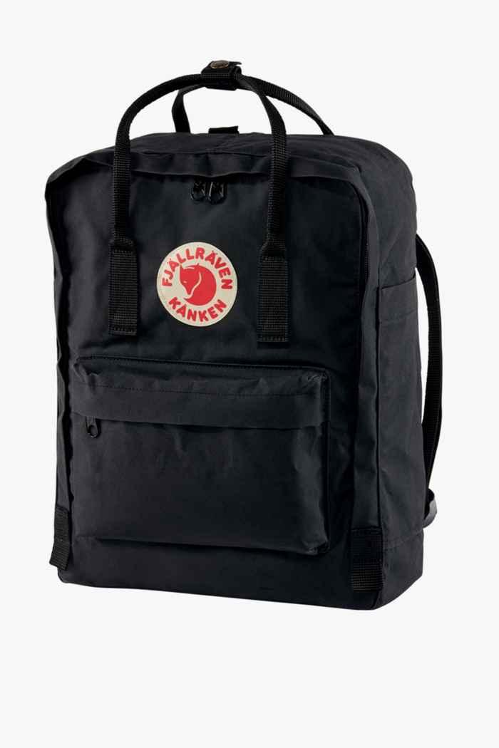 Fjällräven Kanken 16 L sac à dos Couleur Noir 1