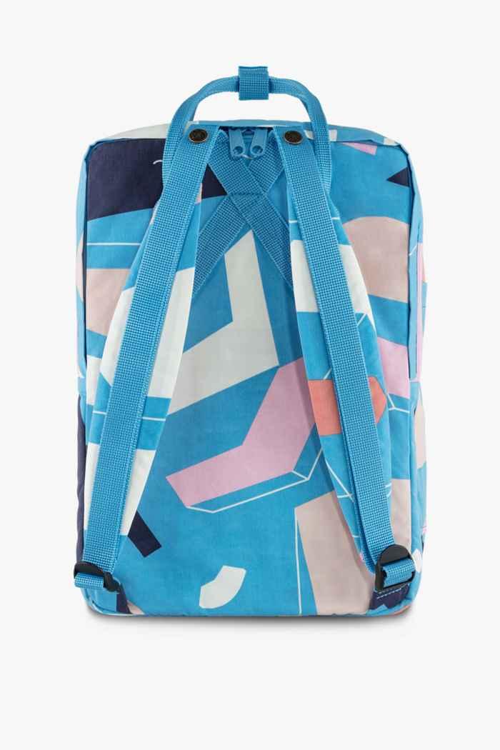 Fjällräven Kanken Art Laptop 15 18 L sac à dos Couleur Rose 2