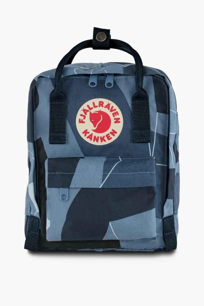 Fjällräven Kanken Art Mini 7 L sac à dos Couleur Bleu 1