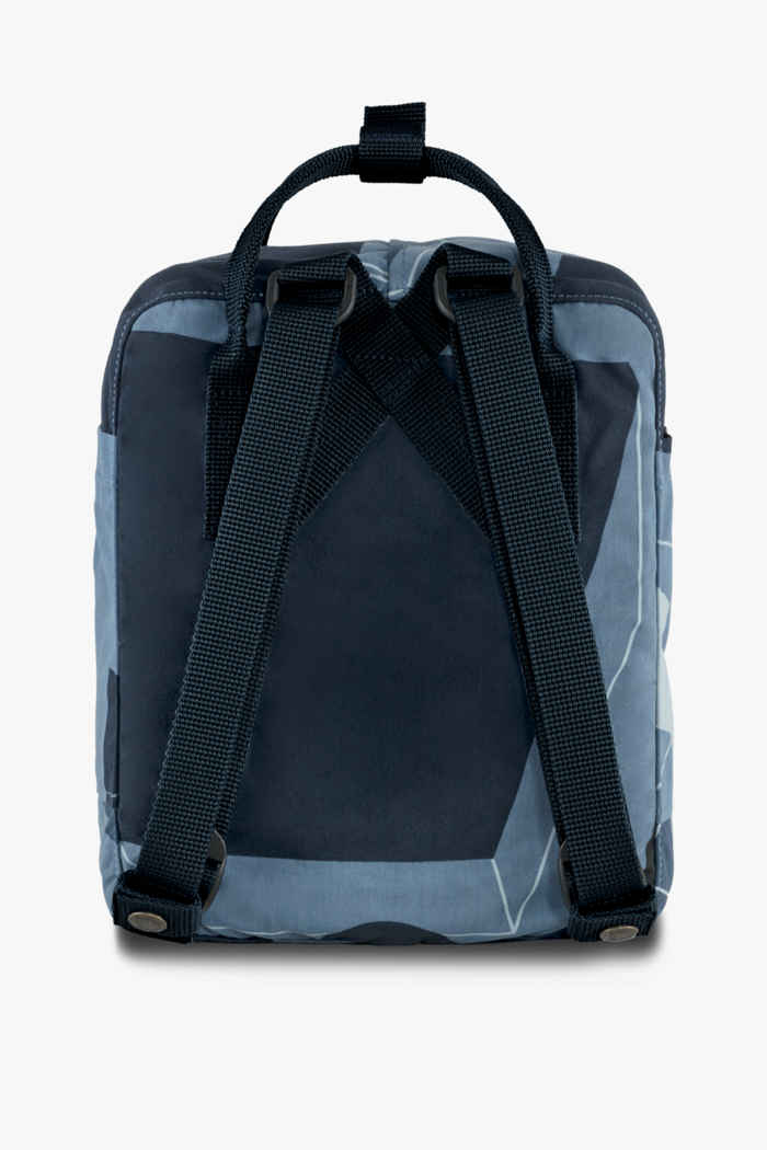 Fjällräven Kanken Art Mini 7 L sac à dos Couleur Bleu 2