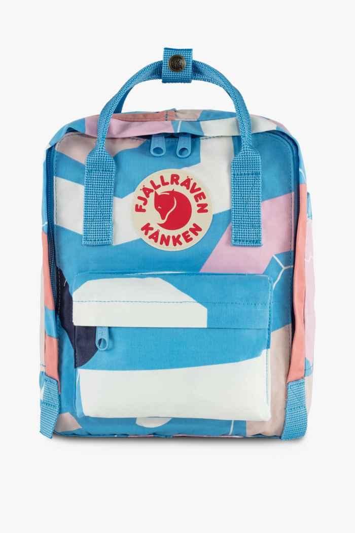 Fjällräven Kanken Art Mini 7 L sac à dos Couleur Rose 1