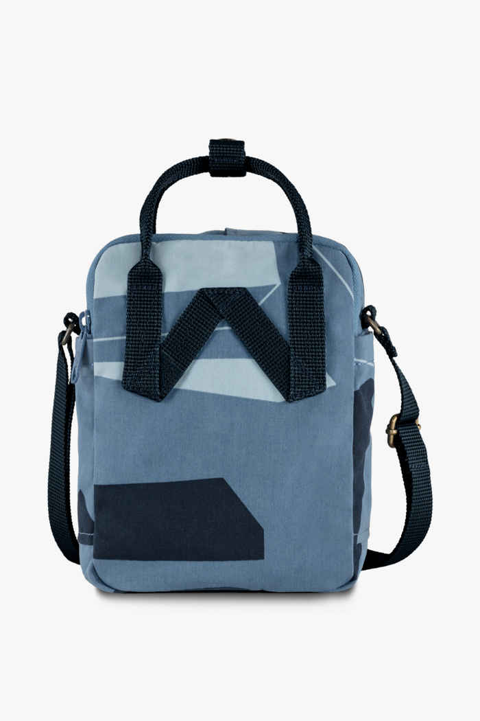 Fjällräven Kanken Art Sling 2.5 L bag Couleur Bleu 2