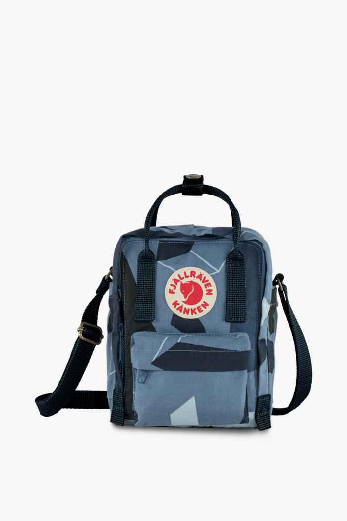 Fjällräven Kanken Art Sling 2.5 L Tasche Farbe Blau 1