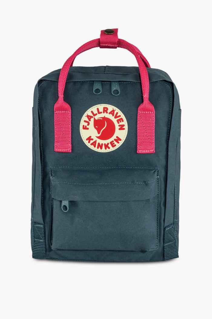 Fjällräven Kanken Mini 7 L sac à dos Couleur Bleu 1