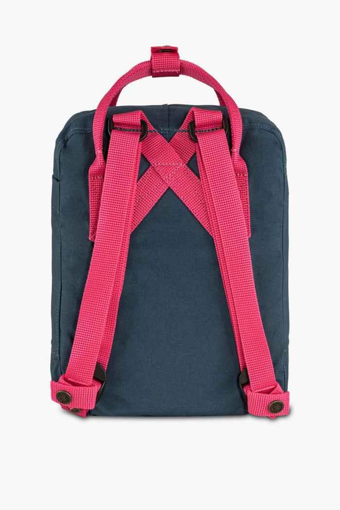 Fjällräven Kanken Mini 7 L sac à dos Couleur Bleu 2
